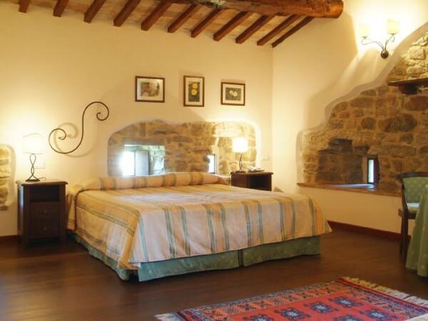 kamers-kasteel-italië