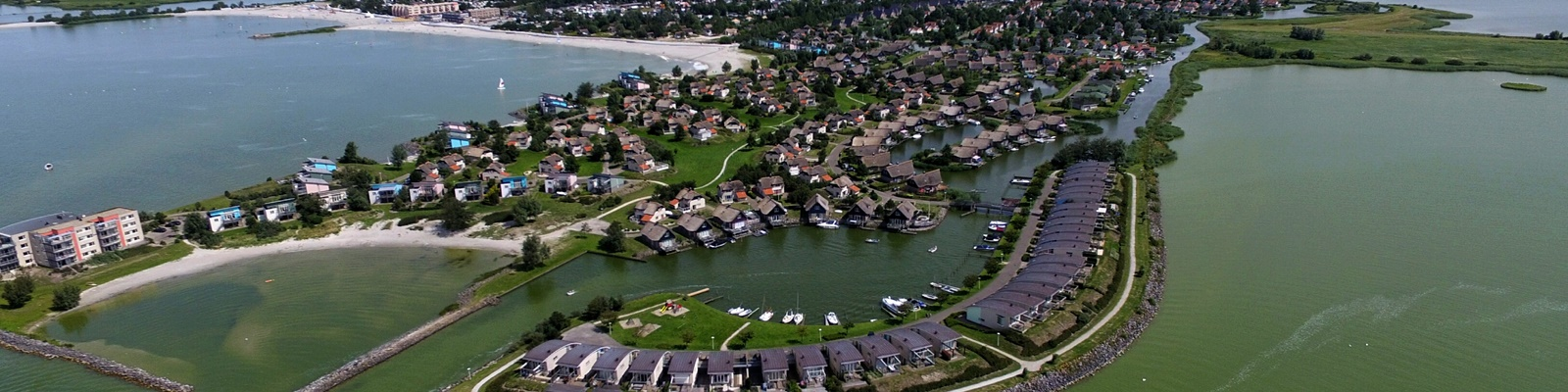 viswater Beach Resort Makkum