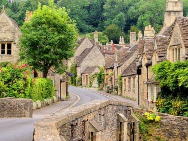 Bijzondere vakantie Engeland