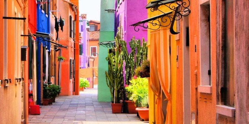 Glamping Italie