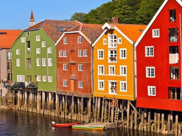 Bijzondere vakantie Noorwegen