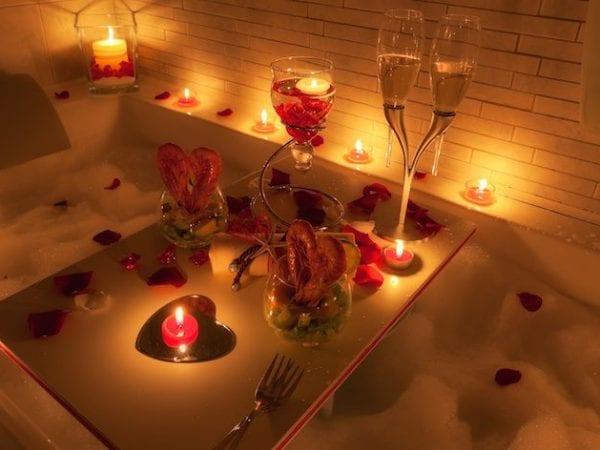 Romantisch overnachting