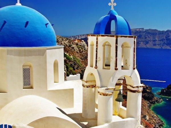 Bijzondere vakantie Santorini