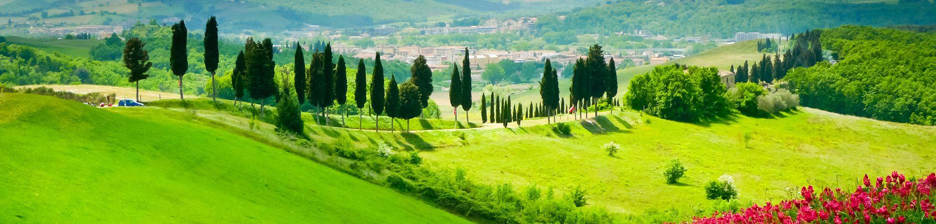 Supertrips - Vakantiewoning Toscane