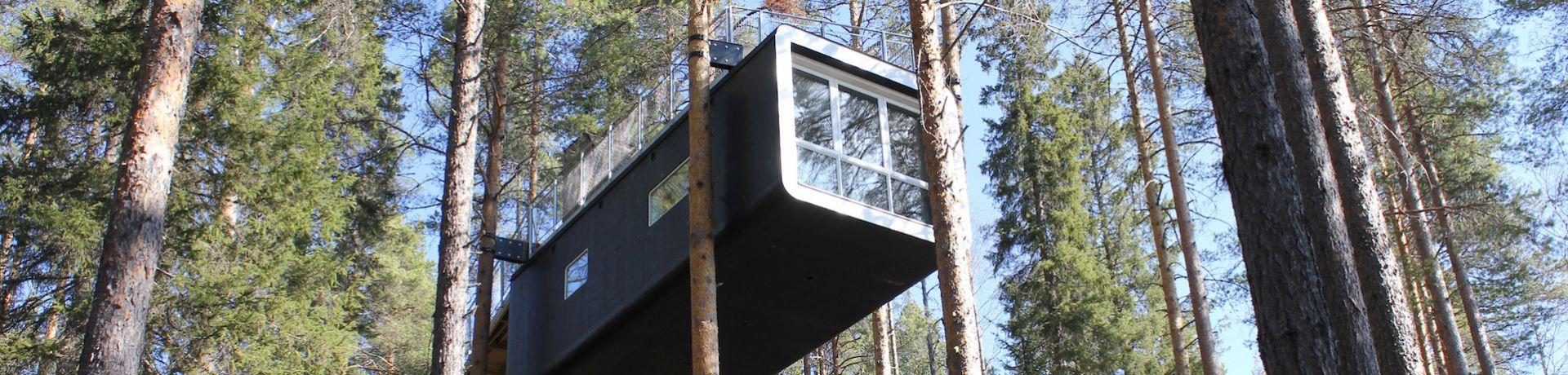 Supertrips - Treehotel Zweden