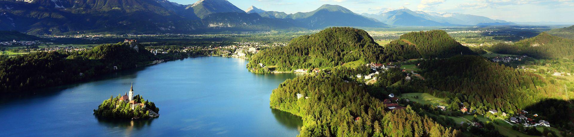 Supertrips - Garden Village Bled