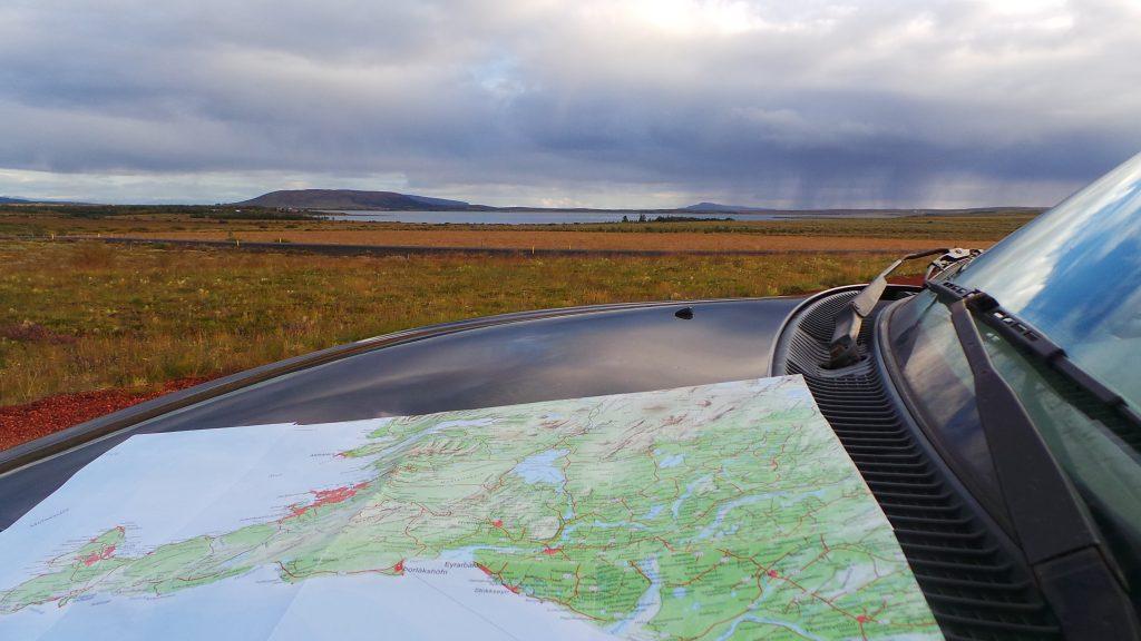 Autoverhuur in IJsland