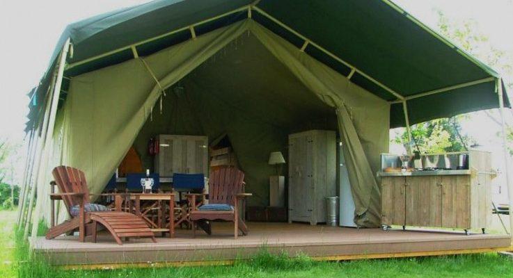 Charmetent - Luxe Safaritenten