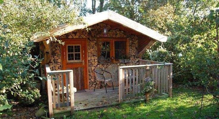 Het Kleine Paradijs - Het Heilig Huisje / De schrijvershut