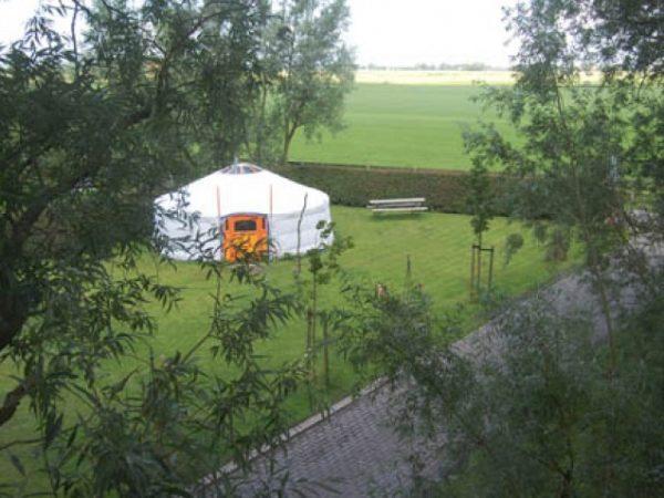 Het Kleine Paradijs | Yurt