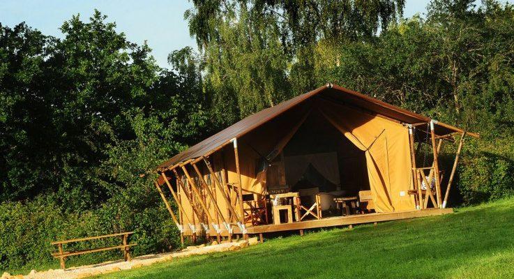 Kimaro Farmhouse safaritenten
