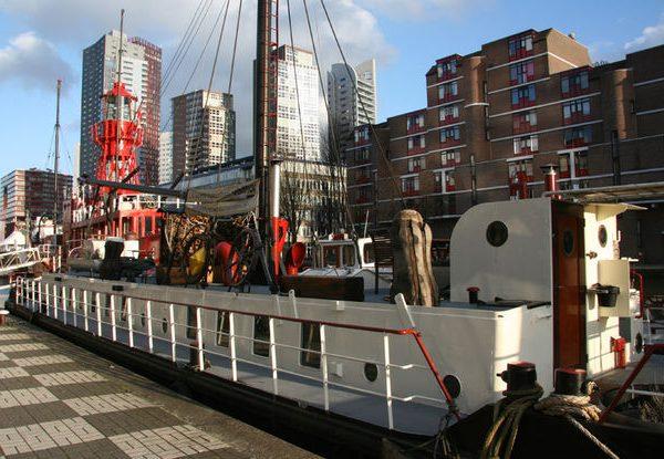 Logeren op zijn Rotterdamst