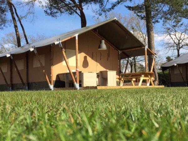 Luxe Safaritent - Camping de Poppe