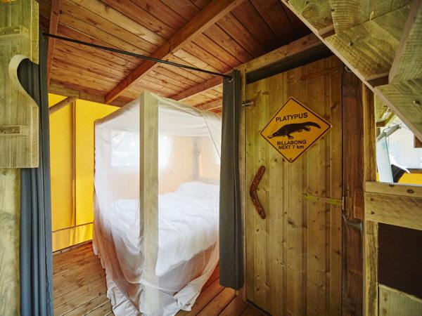 OutbackLodge - Slaapkamer