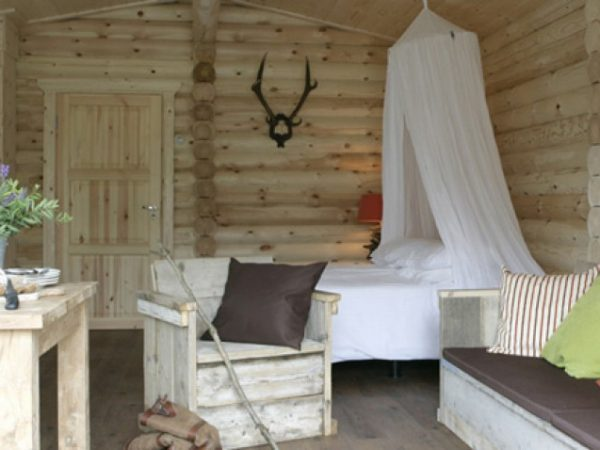 Outdoors Holten Lodges
