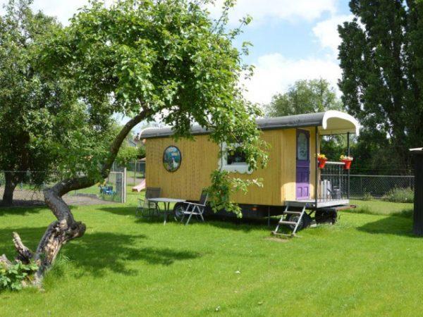 Pipowagen in Bergen op Zoom