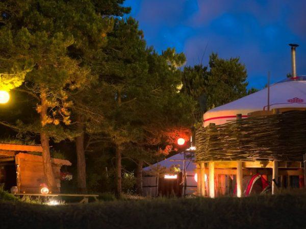 Texel Yurts bruidsyurts