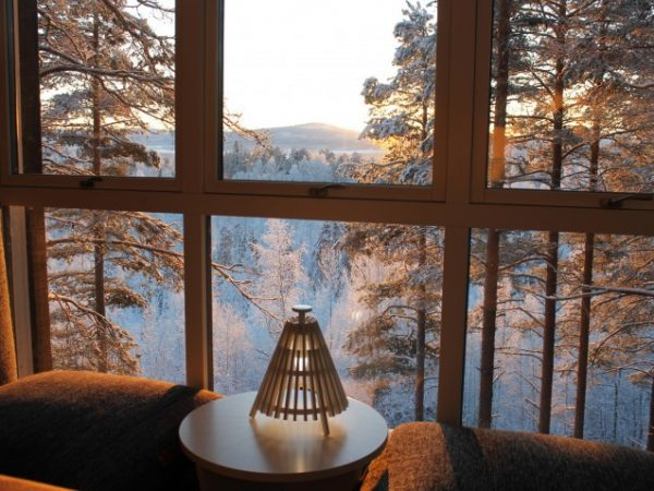 Treehotel Zweden