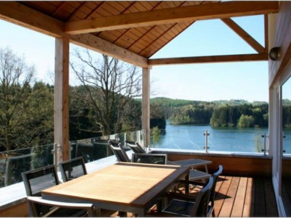 Vakantiehuis La Terrasse du Lac