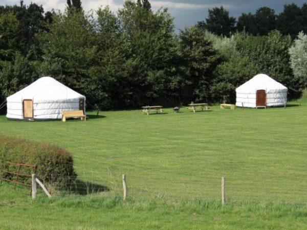 Vecht & Zo - Yurts