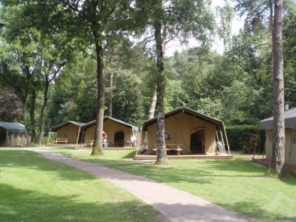 Veluwse Safaritent De Hertshoorn
