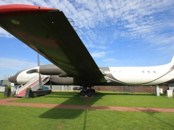 Vliegtuig Suite - Teuge