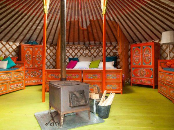 Yurt Tenten Boslust
