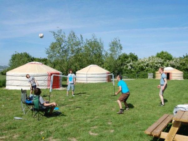 Yurts Angeren QKLQ camping