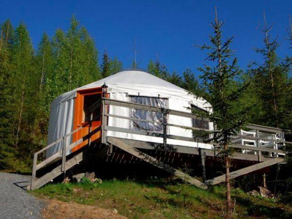 Yurts Halvorseth