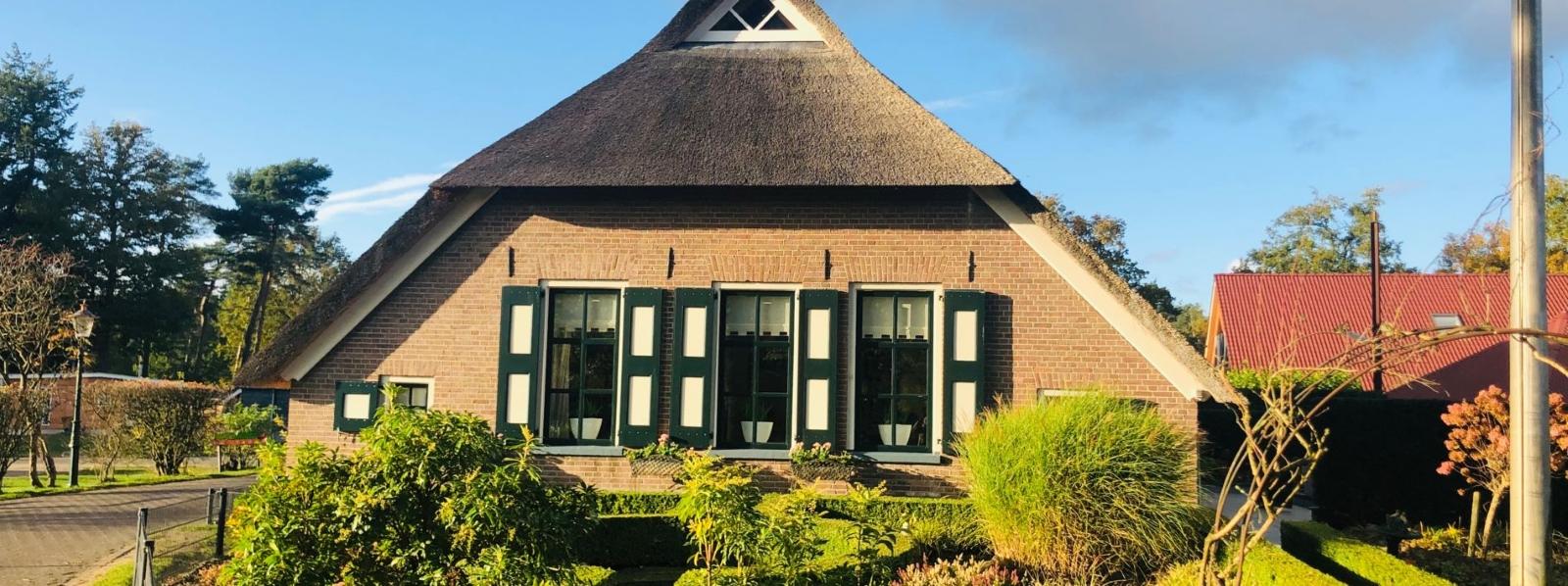Supertrips - Gave boerderij overnachting in Overijssel