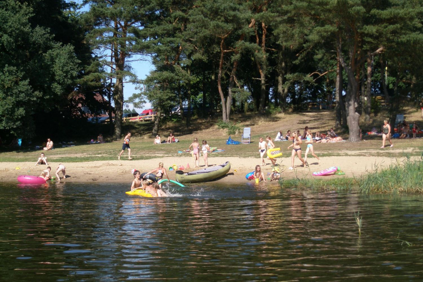 Supertrips - Camping Blank Am See
