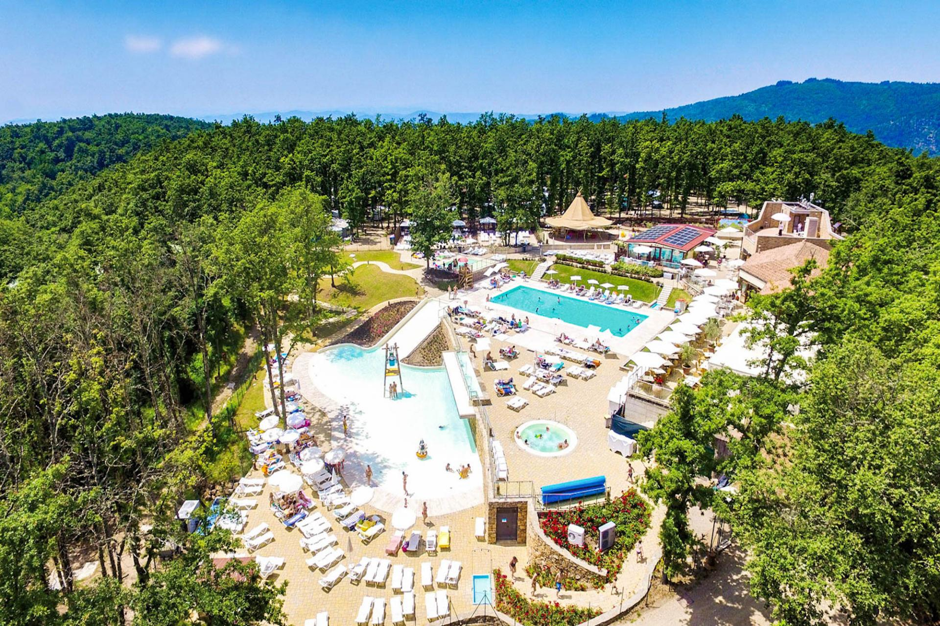 Supertrips - Camping Orlando in Italië