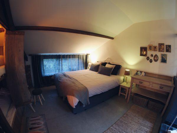 Slaapkamer Maison du Jardin