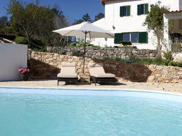 Quinta Vida Verde zwembad