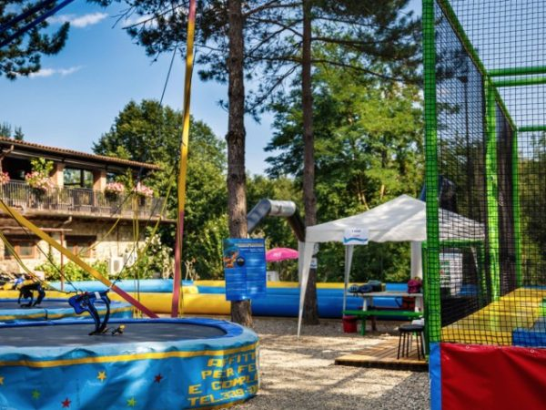 Norcenni Girasole Club  Toscane  Italië  ANWB Camping
