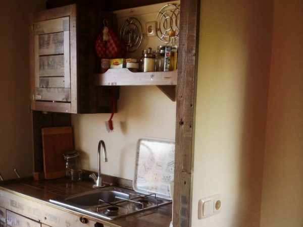 Keuken Pipokar