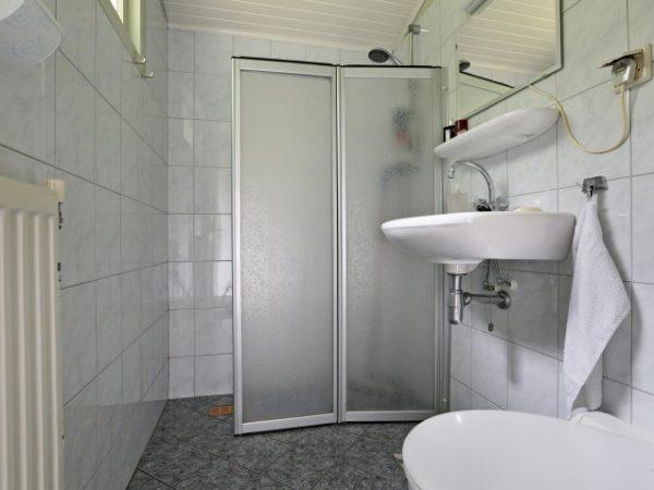 Badkamer Boshuisje