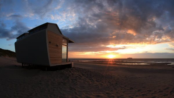Strandhuisje-6-pers