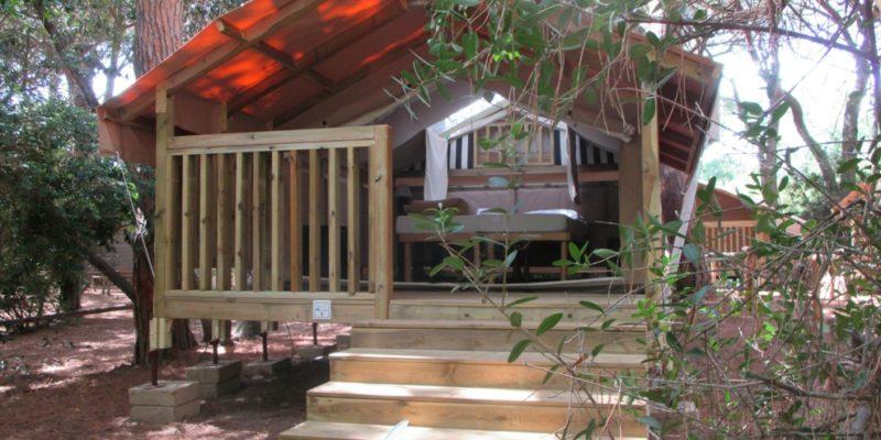 Mini Lodge Tent