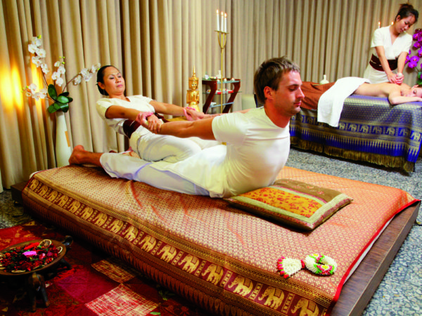 Massage Behandeling
