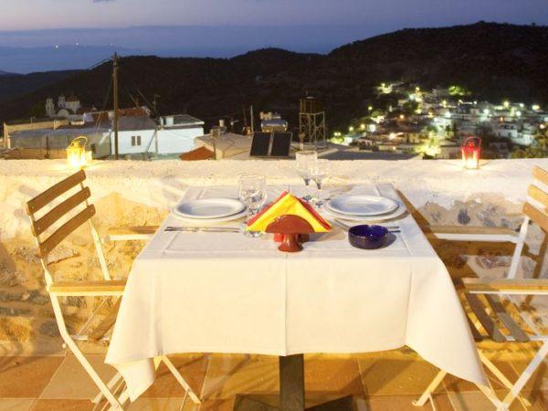 Heerlijk Grieks dineren