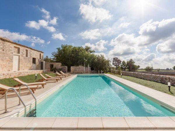 Vakantiewoning met zwembad Italië