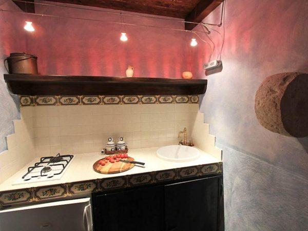 Vakantiehuis met keuken Italië