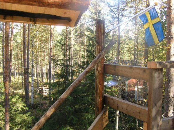 boomhut-vakantie-zweden