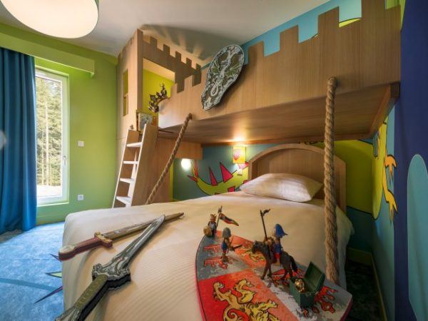 Ridder-prinses-kamer
