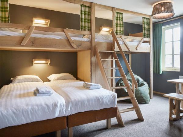 Hotelkamer - 6 personen
