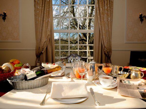 kasteel wittenburg ontbijt