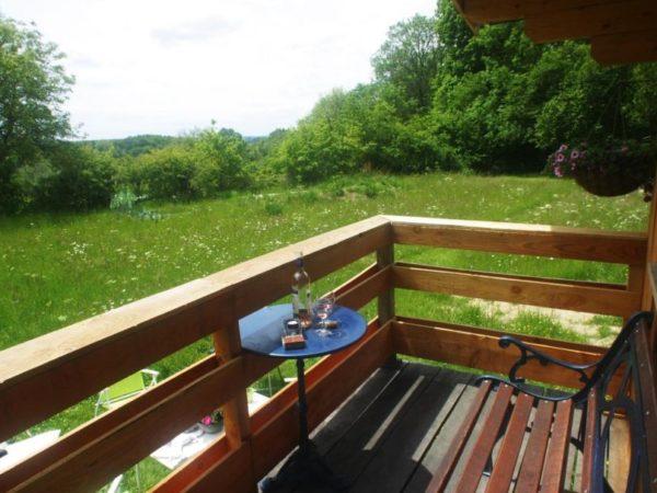 veranda-houten-chalet