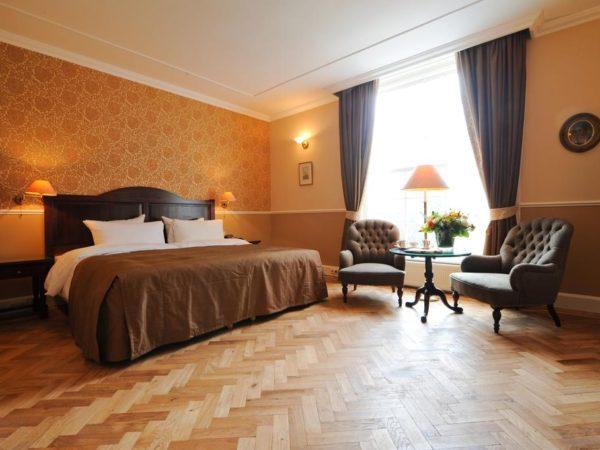 wittenburg hotelovernachting