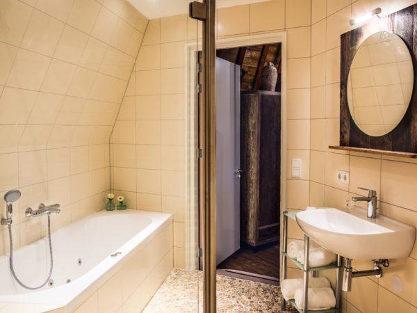 Gevangentorensuite - badkamer